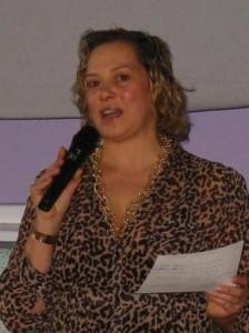 Daniela Gotta - Übersetzerin, Studiosprecherin http://www.danilingua.com