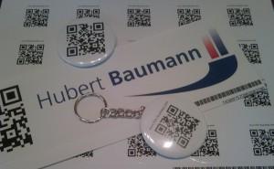 Nutzung von QR Codes (QRC) für Marketing