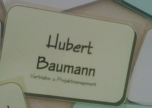 Hubert Baumann Unternehmensentwicklung Business Development
