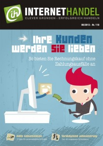 Internethandel-Ausgabe-118-201308 Rechnungskauf ohne Zahlungsausfaelle