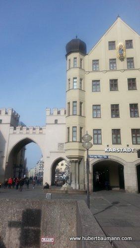 Karlsplatz-Stachus-Muenchen