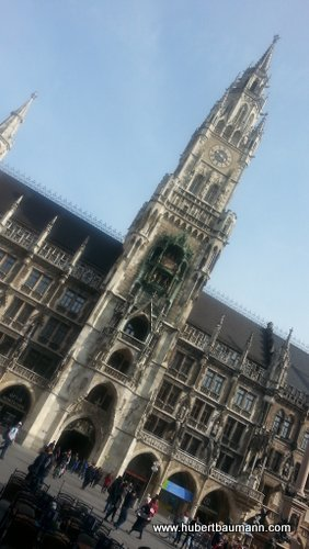 Rathaus-Muenchen